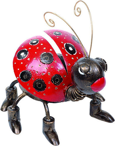 "Garden And Home Decor""LadyBug"""