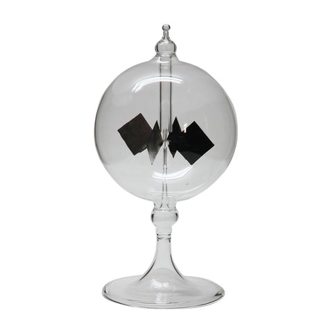 "Radiometer 4"" Diameter Light Windmill"