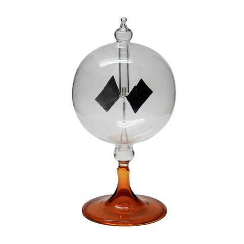 "Radiometer 4"" Diameter Clear Sphere"