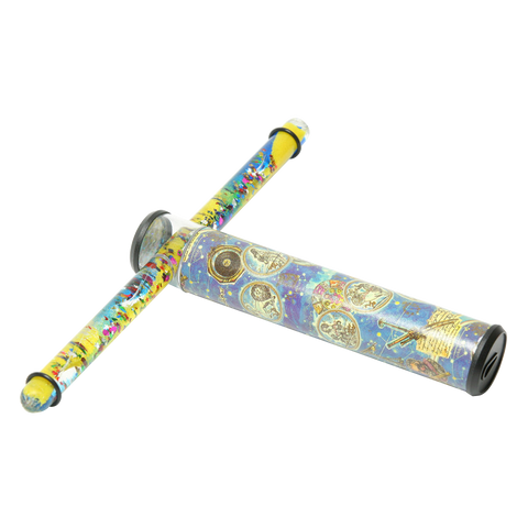 "Kaleidoscope with Wand 9"" - Astrology"