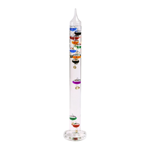 Galileo Thermometer Glass 24""