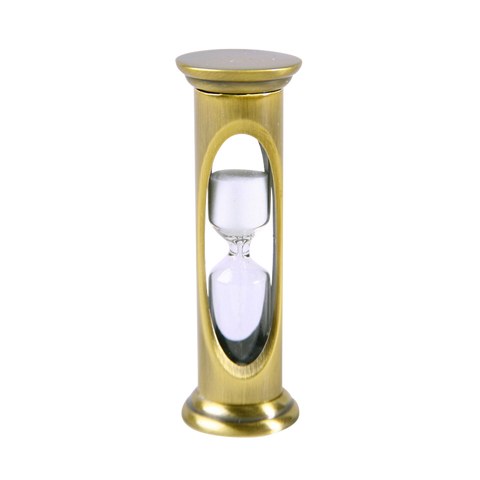 Antique Mini Sand Timer 3 Minute