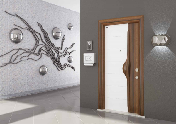 Shop Interior Security Doors