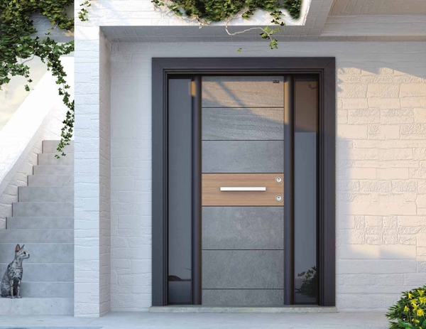 Shop Exterior Security Doors