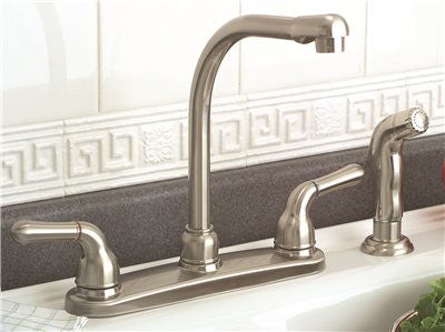 SANIBEL HI ARC KITCHEN FAUCET - Score Materials - 2