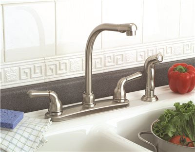 SANIBEL HI ARC KITCHEN FAUCET
