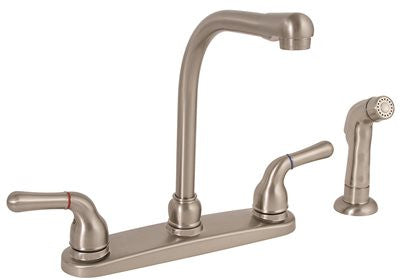 SANIBEL HI ARC KITCHEN FAUCET - Score Materials - 1