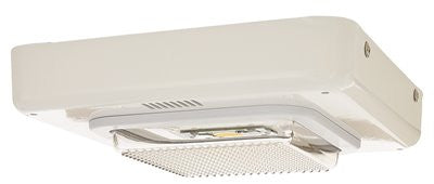 SYLVANIA CANOPY LED CEILING FIXTURE, 40 WATTS, 4000K, DIMMABLE, WHITE, 10 IN., LED INTEGRATED PANEL INCLUDED - Score Materials