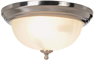 SONOMA FLUSH MOUNT CEILING FIXTURE 13-1/4 IN - Score Materials