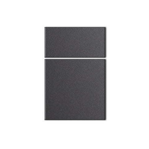 Dark Gray Doors - Score Materials - 1