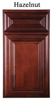"Wall cabinet (15"" in height) Hazelnut - Score Materials - 2"
