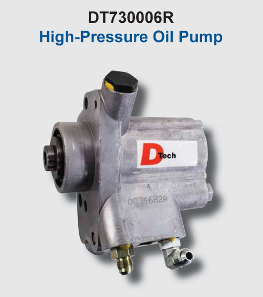 Installation Tips for the 7.3L High-Pressure Oil Pump