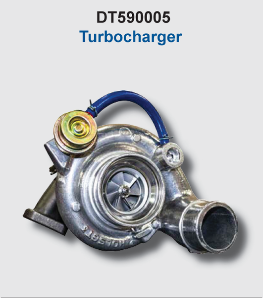 "Dodge 5.9L DT590005 Common Rail ""New"" Turbocharger 2004.5 - 2007"