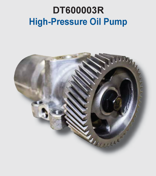 Ford 6.0L DT600003R High-Pressure Oil Pump