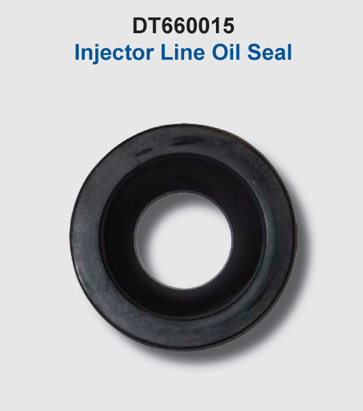 GM 6.6L Duramax DT660015 Injector Line Oil Seal (Package of 4)