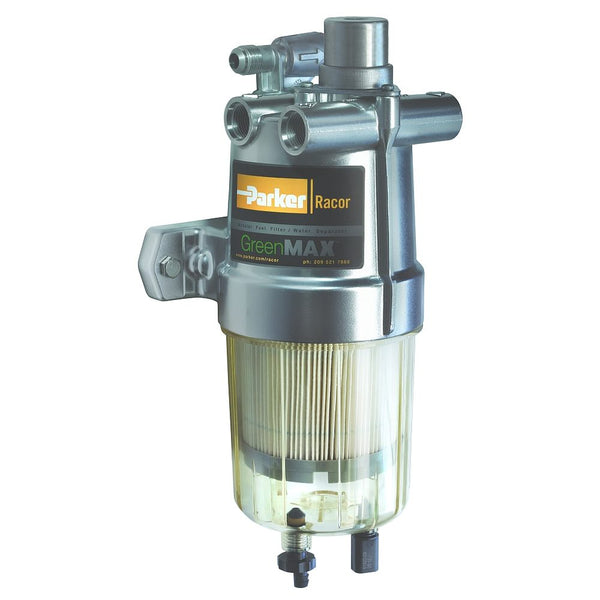 EFF - Fuel Filter/Water Separator With Integrated Fuel Heater - Racor GreenMAX™ Series