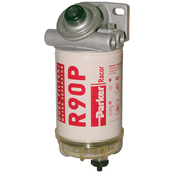 EFF - Fuel Filter Water Separator - Racor Spin-On Series