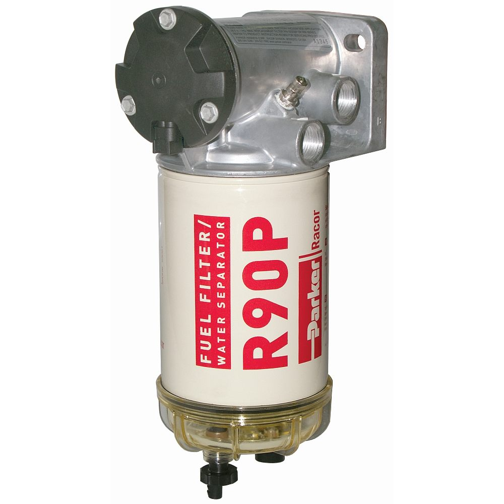 EFF - Fuel Filter Water Separator with Integrated Priming Pump – Racor 700 Series