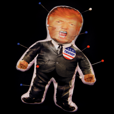 The Donald Trump Voodoo Doll