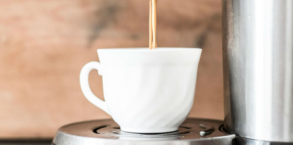 Why your coffee machine needs filtered water