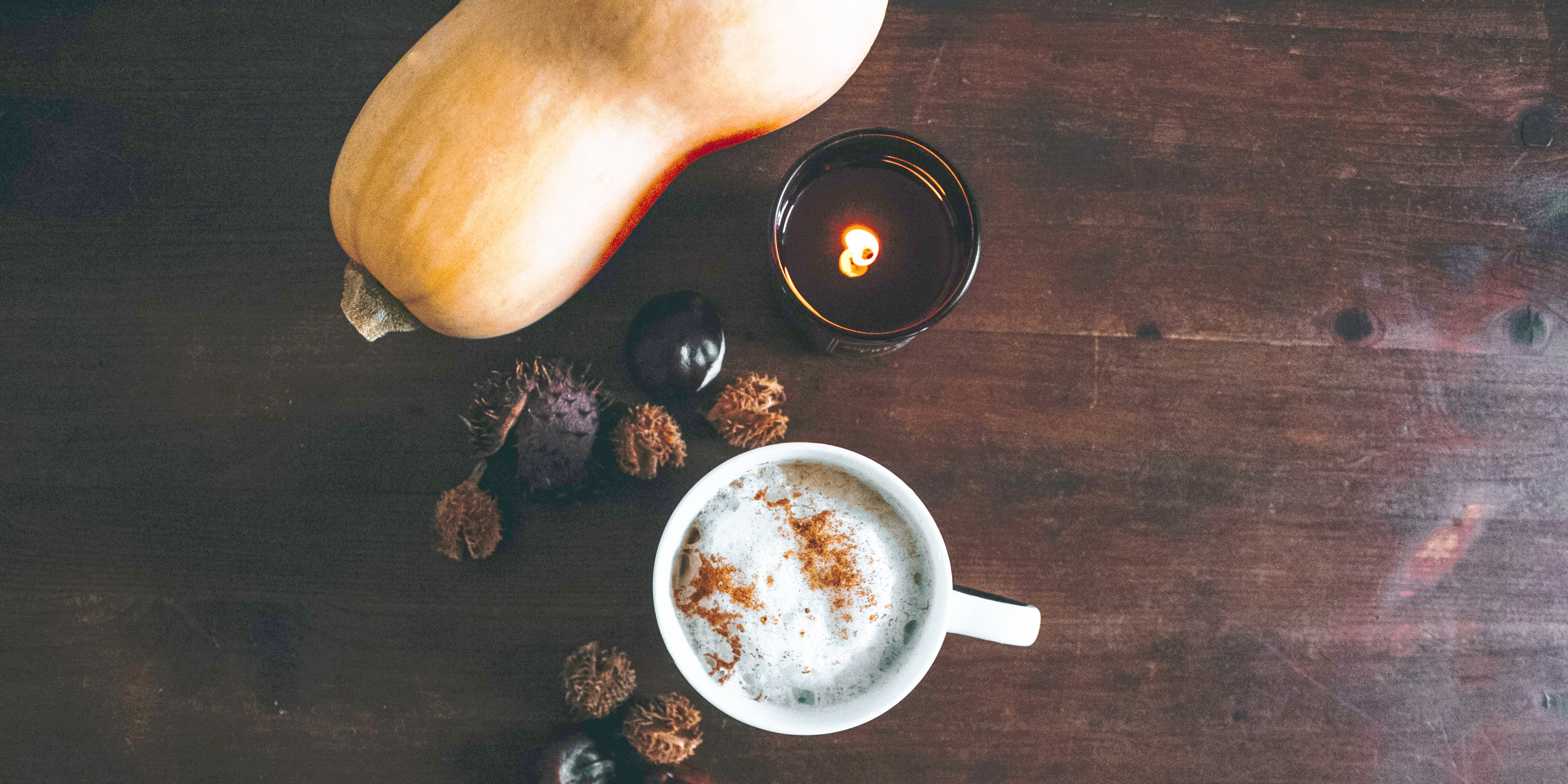 Why the hazelnut spice latte trumps pumpkin spice