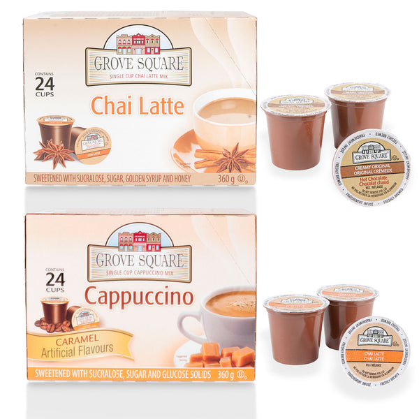 K-Cup Flavoured Drinks