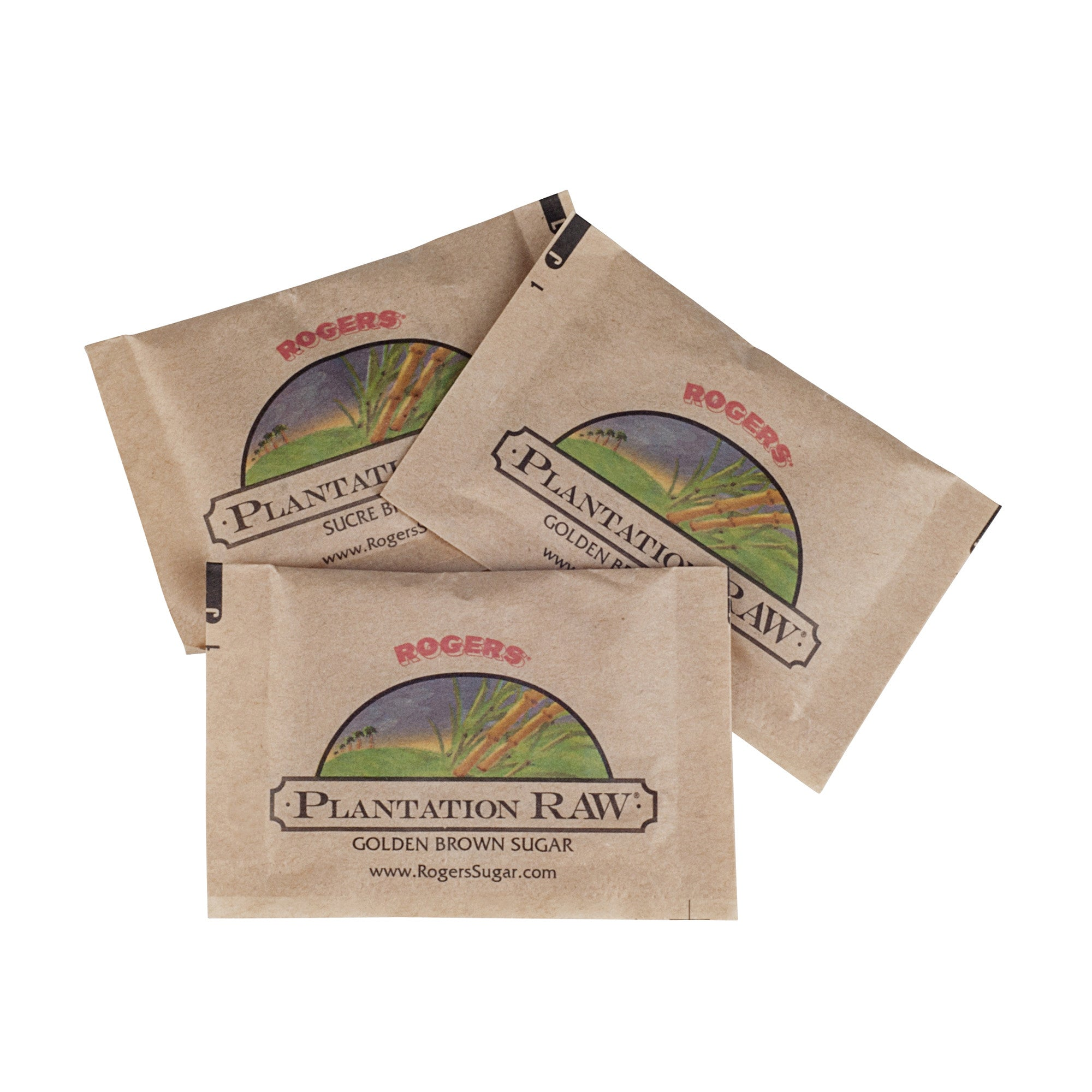 Plantation Raw Sugar 1000 envelopes WA2 Coffee Services