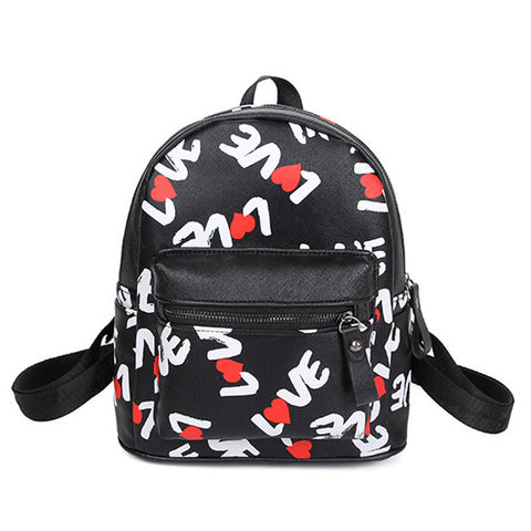 Teens New Printing Fashion Backpack