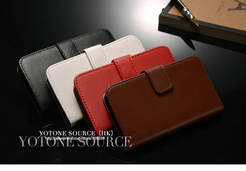 Genuine Leather Phone Cases Mix
