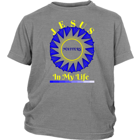 Jesus  Matters District Youth T-shirt