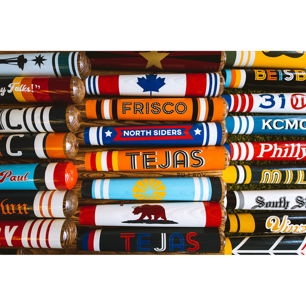 """Los Angeles - 310"" - 2020 Opening Day Collection - Pillbox Bat Co."