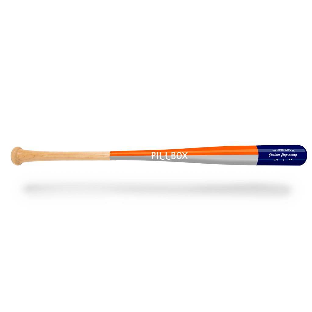 PB271 - Legends Maple Wood Bat - Pillbox Bat Co.