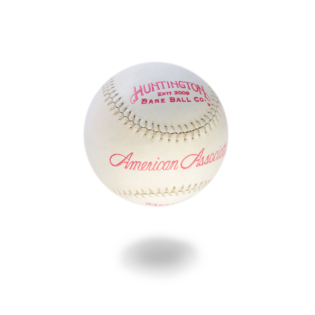 AMERICAN ASSOCIATION BALL 1882-1891 x Huntington Base Ball Co.