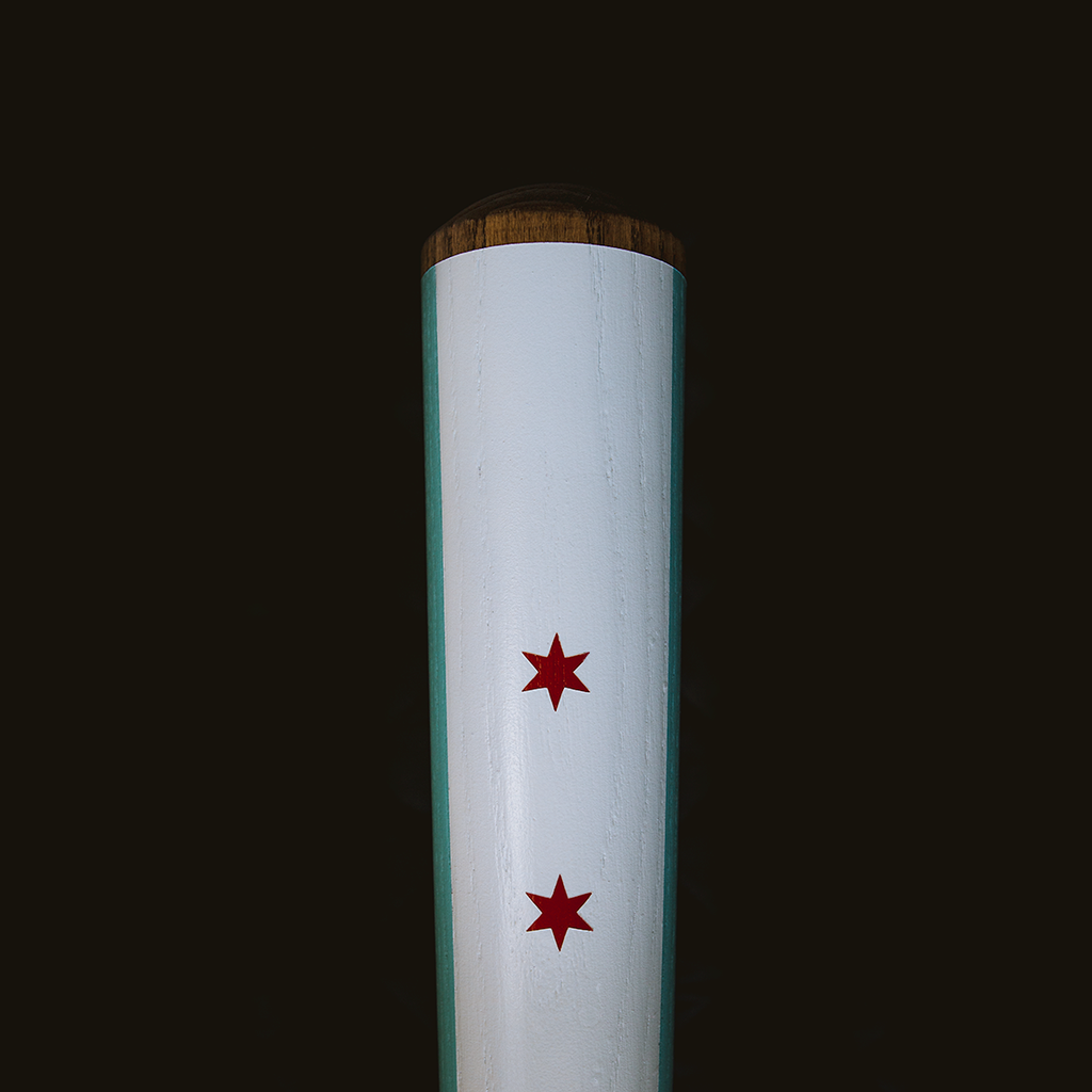 Chicago Flag - Pillbox Bat Co.
