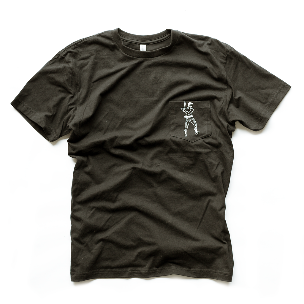 Fighter Pocket Tee