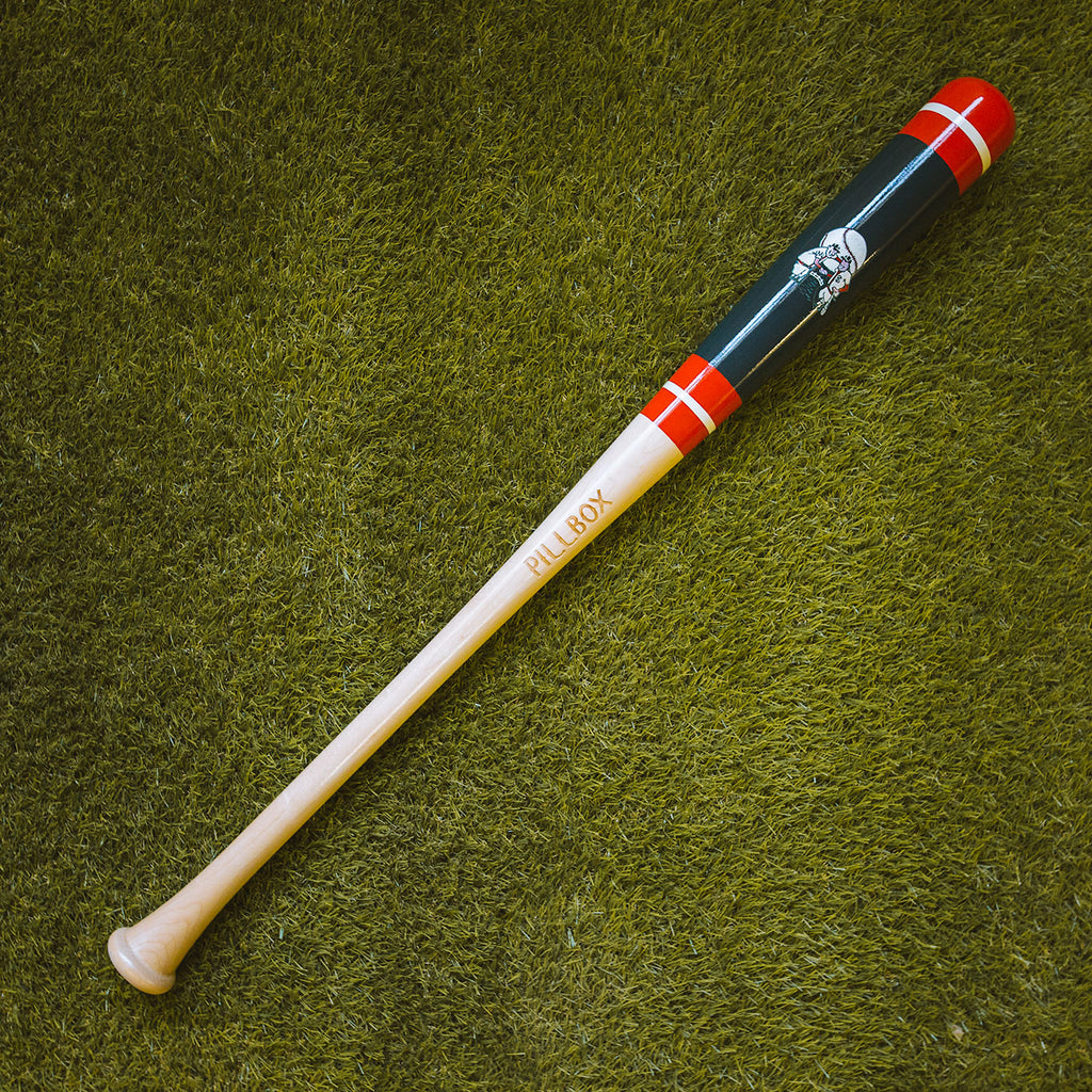 Benefit Auction - Bat #4 - Pillbox Bat Co.