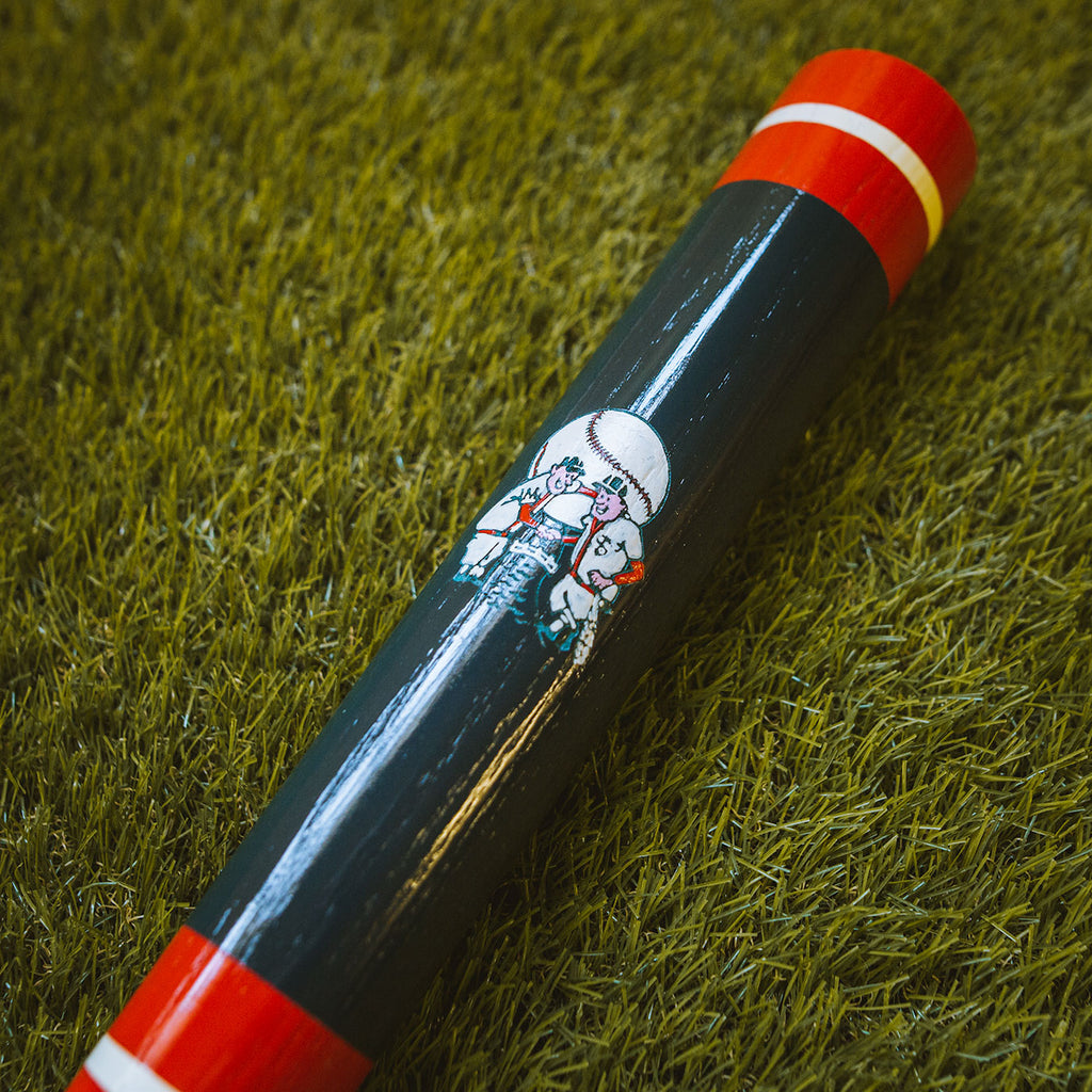 Benefit Auction - Bat #5 - Pillbox Bat Co.