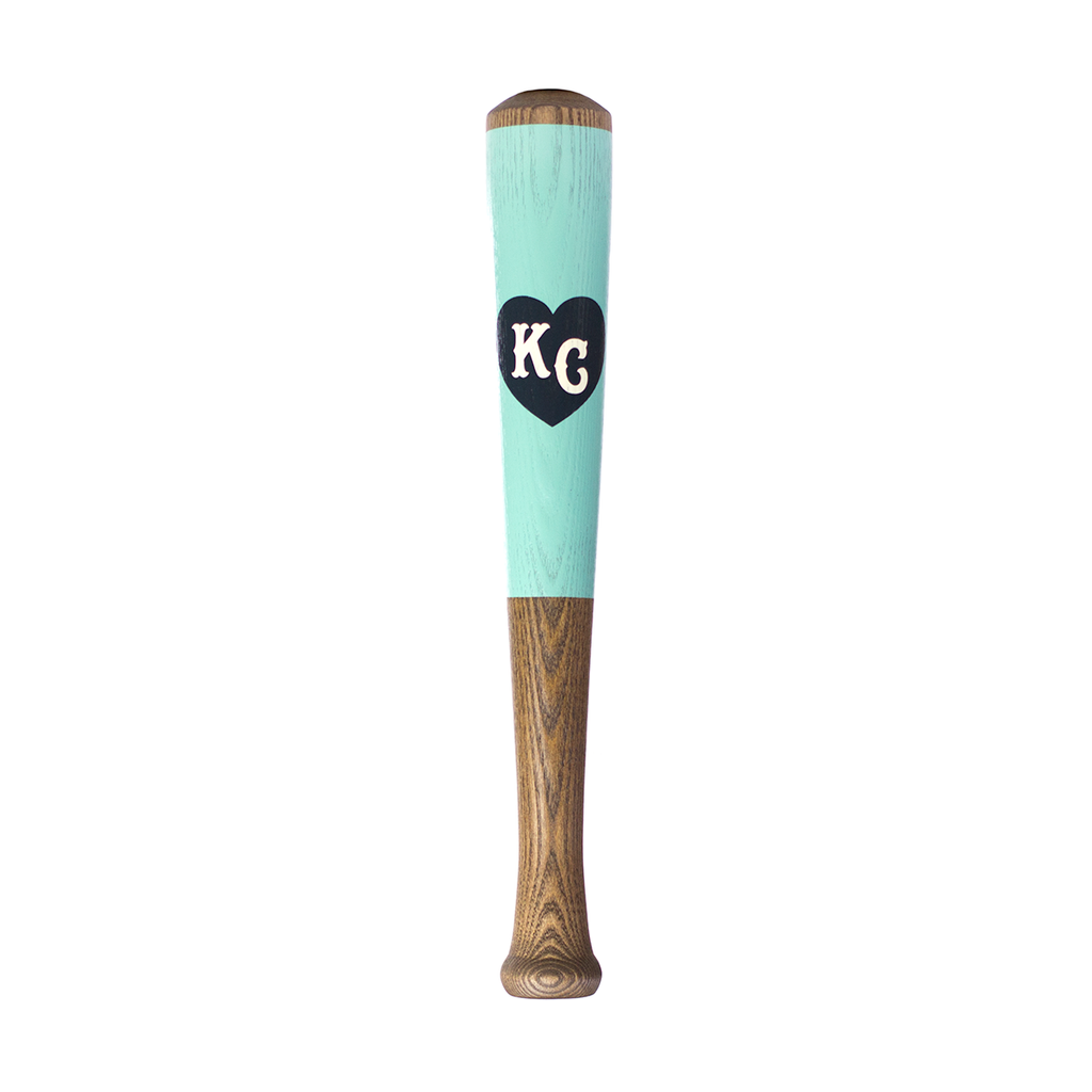 "KC Heart - Shorts (17"") - Pillbox Bat Co."