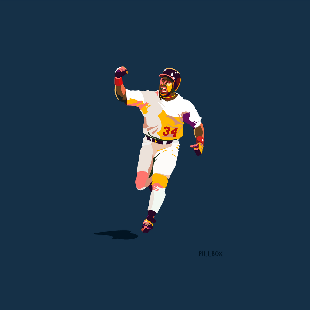 """Game 6"" - Giclee Print - Pillbox Bat Co."
