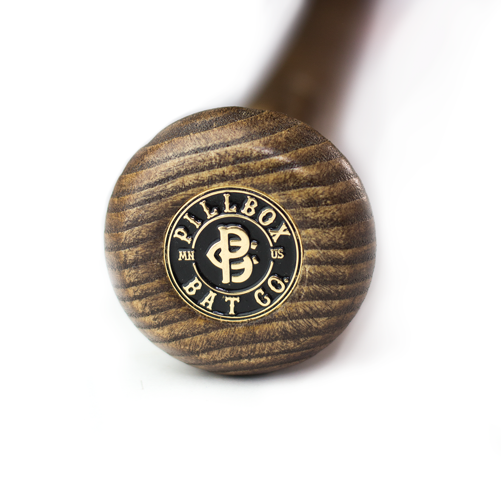 Pinstripes - Navy - Pillbox Bat Co.