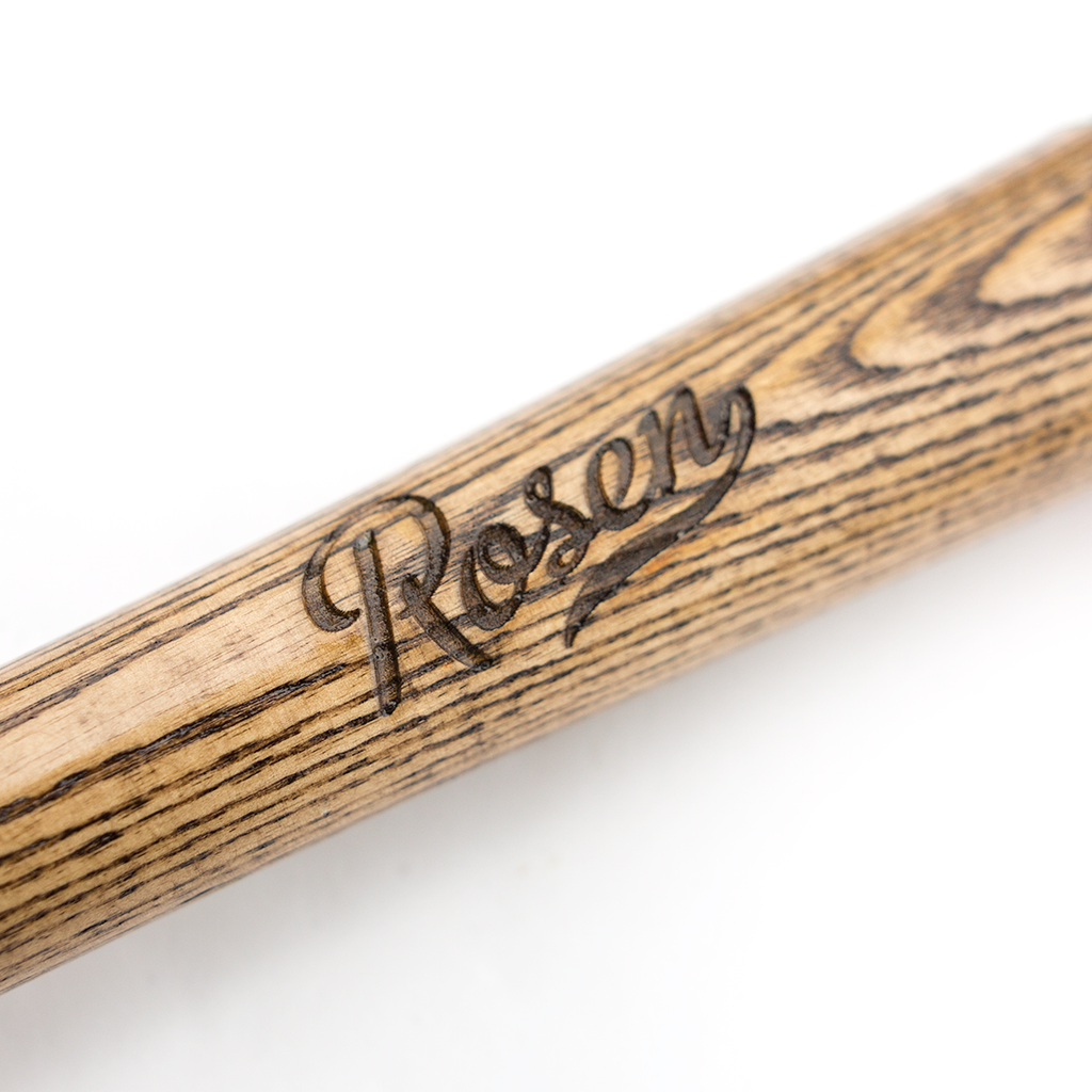 """1987 Donruss"" - Rosen Artist Series - Pillbox Bat Co."