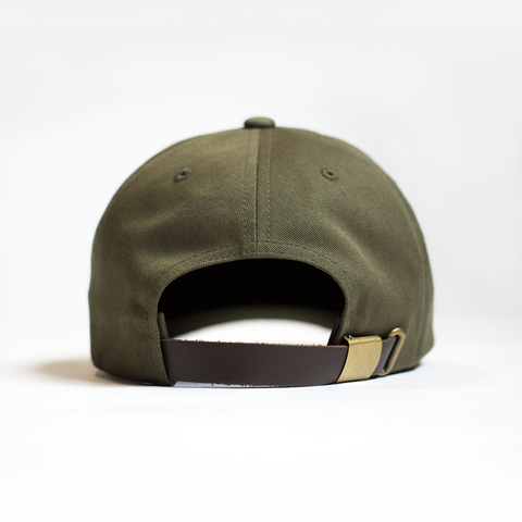 Pinchfront Baseball Hat - Pillbox Bat Co.