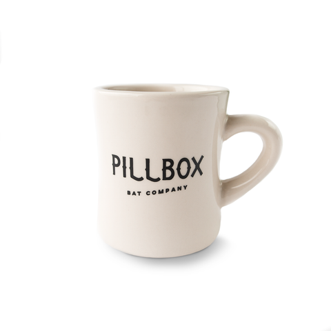Diner Mug - Pillbox Bat Co.