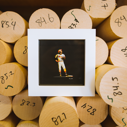 """Clemente"" - Giclee Print"