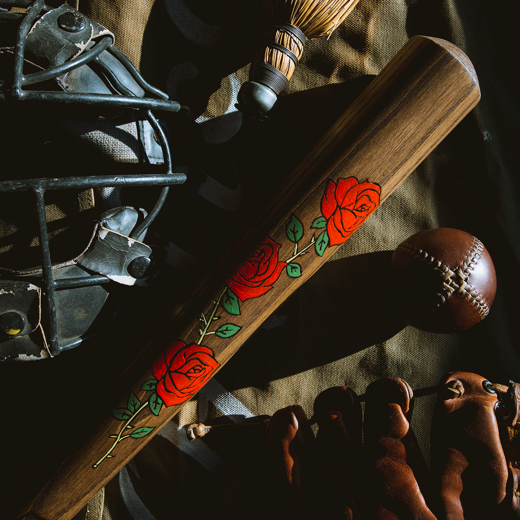"""Roses are Red"" - Pillbox Bat Co."