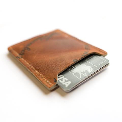 Card Holder Wallet - Pillbox Bat Co.