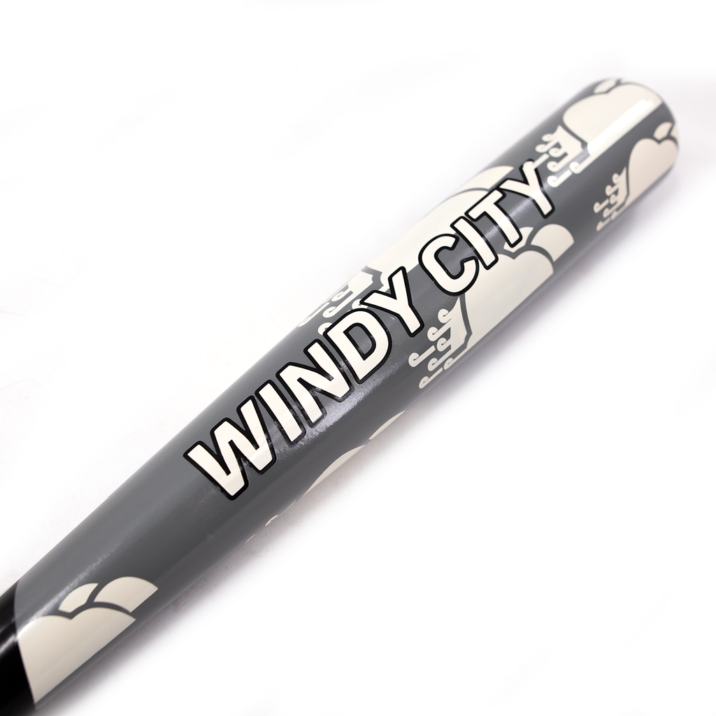 """Windy City"" - Limited Edition of 10 - Pillbox Bat Co."