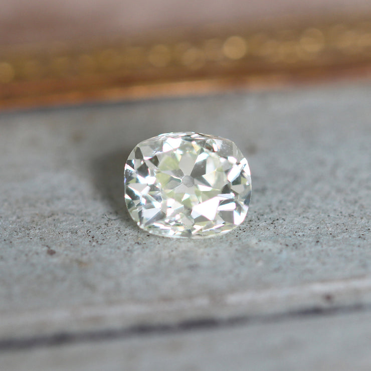 1.06 Carat Antique Old Mine Cut Loose Diamond