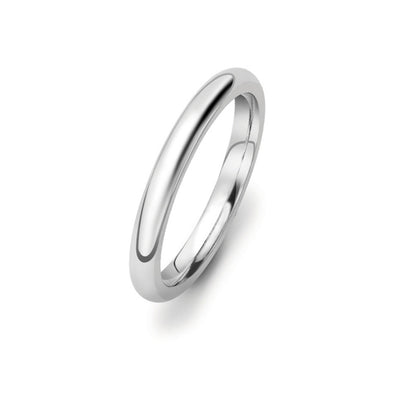 2.5mm Premium Court Wedding Band
