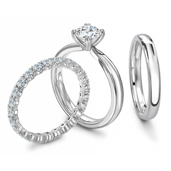 Rosemoor Engagement Ring
